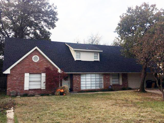 Rescue Roofing Texas After Photo
